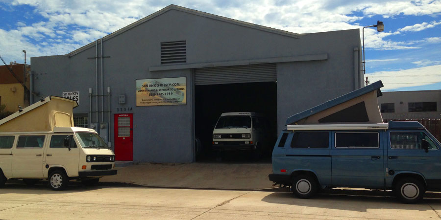 San Diego Westy Vw Vanagon And Westfalia Camper Repair And Restoration Services